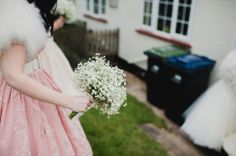 Pretty Pastel Shades and Ostrich Feather Glamour: A 1950s Rock n Roll Inspired Bride | Love My Dress® UK Wedding Blog