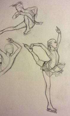Exceptional Drawing The Human Figure Ideas. Staggering Drawing The Human Figure Ideas. Ballet Drawings, Dancing Drawings, Drawing Poses, Cute Drawings, Drawing Sketches, Human Figure Drawing, Figure Sketching, Art Reference Poses, Drawing Reference