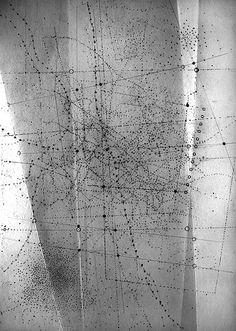 venuslibertina: emma mcnally via fuck yeah cartography! Illustrations, Illustration Art, Mark Making, Art Plastique, Astronomy, Abstract Art, Mandala, Sculpture, Graphic Design