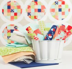 Do you prefer working with a quilt kit, or choosing your own fabrics?  While some quilters say having a quilt kit inspires their creativity and gets them sewing quicker, others feel it limits their options. Read on for the pros and cons of using quilt kits!