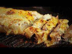 Pernil na cachaça | Cozinha pra Machos - YouTube
