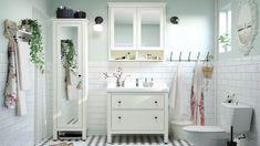 Bathroom Decor teenager girl 15 Inspiring Bathroom Design Ideas With Ikea 13 Ikea Bathroom Furniture, Ikea Bathroom Vanity, Bamboo Bathroom, Bathroom Hacks, Small Bathroom Storage, Bathroom Toilets, Bathroom Renos, Bathroom Interior, Master Bathroom