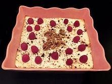 Zobacz zdjęcie Dietetyczna zapiekanka owocowa - słodka i pożywna:)