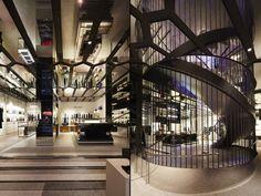 Marais Melbourne Women's Boutique by F2 Architecture, Melbourne   Australia fashion