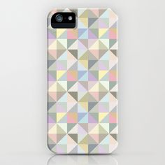 Shapes 003 iPhone Case by INDUR - $35.00