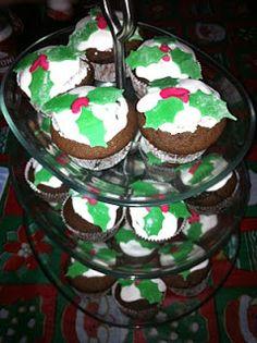 La cucina di Ele: Muffin natalizi