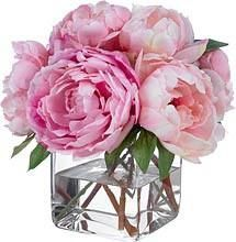 Pink Peony Bouquet #peoniesarrangement