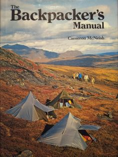 The Backpackers Manual; Cameron McNeish