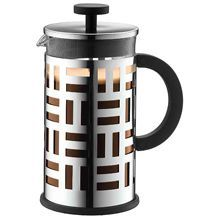 EILEEN Kaffebryggare 8 koppar, Krom