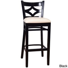 Diamond Bar Stool 114.99/ea.  Different vibe, but very well reviewed and with cleanable microfiber seat.