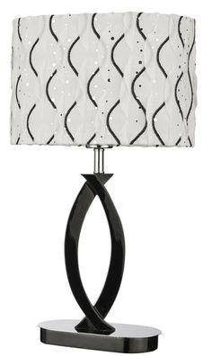 Stolní lampa SEARCHLIGHT SL 1354BK | Uni-Svitidla.cz Moderní pokojová #lampička vhodná jako doplňkové osvětlení domácnosti či kanceláře #modern, #lamp, #table, #light, #lampa, #lampy, #lampičky, #stolní, #stolnílampy, #room, #bathroom, #livingroom
