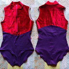 Jessica / Body : t-mora Top : v-dark red Trim : draw #yumiko