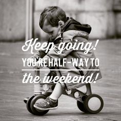 Keep going to prepare your online store for the weekend. You are half-way to the weekend. #WednesdayWishdom Get in touch with us FB https://www.facebook.com/Websitedesignworldwide twitter https://twitter.com/skynetindia G+ https://plus.google.com/100014131291245438673