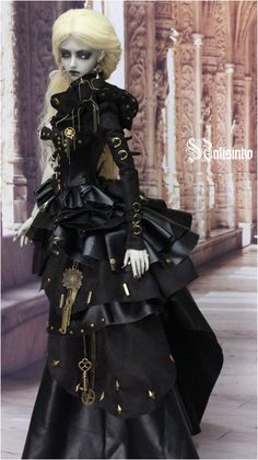 Gothic and Steampunk 1st by nalisinko.deviantart.com on @deviantART