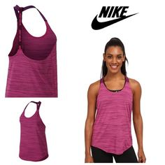Nike Workout Tank Top Pink (Pics coming soon) ACCEPTING OFFERS!!. No trades. New with tag. Just do it logo on band. Cute tank top for working out. Pair with nike sneakers and leggings for a complete outfit. Retail $35 Nike Tops Tank Tops