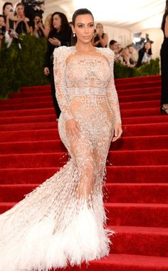 Best: Kim Kardashian , Roberto cavalli, I think hers is best because for one i like dresses like that and it just fits her .