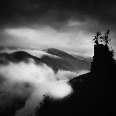 -Getting dark- by *JaneckArt