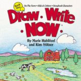 We love these books--great for handwriting and drawing.  I wish I would have had these when I was little--especially for drawing!