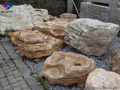 Granit Landschaftsgestaltung Stein