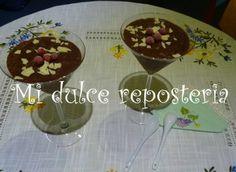 Mousse de chocolate por Mavi Guirado