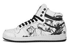 Stormtroopers sneakers