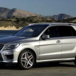 2012 Mercedes-Benz ML63 AMG: Most powerful production SUV