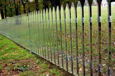 Share this post:1101Light up your gardenthis summer with these six fantastic outdoor mirror ideas! 1. Cover your fence in glue-on plasticmirrors!  2. Cut up an old or broken sculpture/ornament and make a creepy mirror to scare off the neighbours!  3. Turn bowling balls and other heavy unused items into mirrored garden decoration using […]