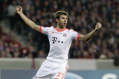 Thomas Muller - Bayern Munique