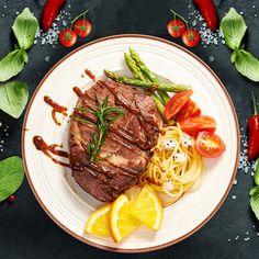 澳洲家庭牛排套餐12片装 1500g 送黄油酱包两副刀叉