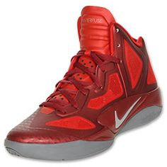 The Nike Hyperfuse 2011 Supreme men's basketball shoes feature a Fuse composite constructed upper, allowing superior breathability, support in critical areas, and overall durability. The Supreme model offers construction that will keep up with and support you during the most demanding games. Lightweight Phylon midsole with forefoot Zoom Air units provides responsive cushioning, and solid rubber herringbone traction outsole lets you grip the floor when you don't have time to slow down.