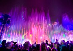 """""""Awestruck"""" World of Color #DCA from Kevin Crone at www.toursdepartingdaily.com - #toursdepartingdaily #disney"""