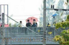 Lee Min Ho en Tailandia grabando su pelicula Bounty Hunters 15 /12/01
