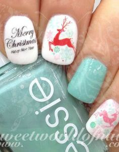 769 Best Art Of Nails Christmas Winter Images On Pinterest In