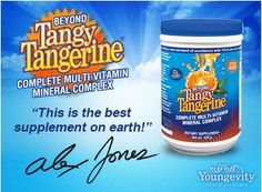 Beyond Tangy Tangerine - Alex Jones Radio Show & Youngevity
