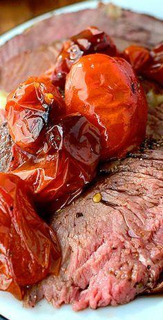 Easiest 1-Hour Roast Beef