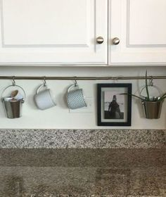 Keep Your Clutter Off the Countertops With These Clever Ideas | Hometalk