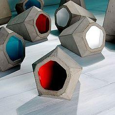 Concrete Portland Lamp by Innermost | MONOQI #bestofdesign