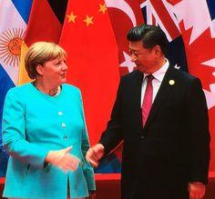"""Дмитрий Смирнов on Twitter: """"Ангела Меркель немного растерялась: не знала…"""