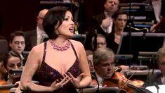 """Anna Netrebko - """"Je veux vivre"""" from Gunoud """"Romeo& Juliet"""" - Recital in Paris with Rolando Villazon 2007.Orchestre National de Belgique,conducted by Emmanuel Villaume."""