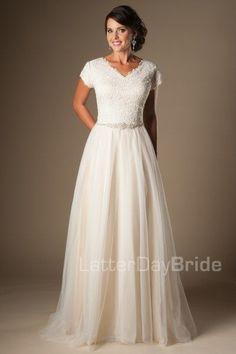 modest wedding dresses Bayonne