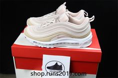 Nike Air Max 97 OG Premium Pink Running Shoes