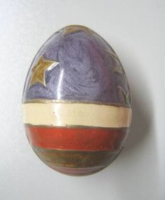 Antique Collectible Vintage Egg white Gold Floral Ceramic 88 franklin mint $89.50 & Free Shipping Are You Holiday Gift ready? http://www.islandheat.com for Great Gift Idea's.