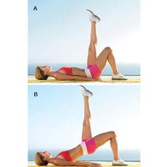 Target the lower abs while stabilizing your body to engage your whole core