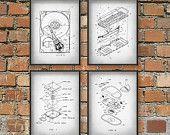 Computer Geek Wall Art Poster Set