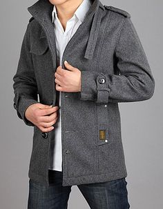 Best Winter Coats For Men | Men's Style | Pinterest | Coats