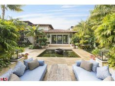 The most beautiful zen garden. Malibu, CA Coldwell Banker Residential Brokerage $15,800,000