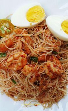 Rumbling Tummy: Dry Mee Siam