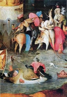 Group of Victims, Hieronymus Bosch