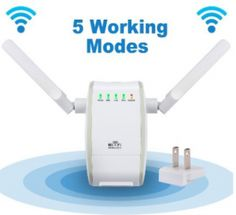 DHMXDC 300Mbps Multi-function Mini Wireless-N Wi-Fi Range Extender: Router Reviews, Best Mobile, Wi Fi, Range, Top, Cookers, Ranges, Range Cooker