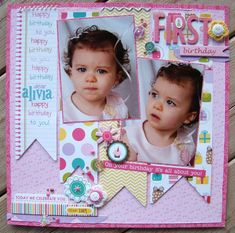 Allyson Meinholz_birthdaygirl_first birthday